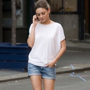 AG ADRIANO GOLDSCHMIED | Pixie Rolled Jean Short